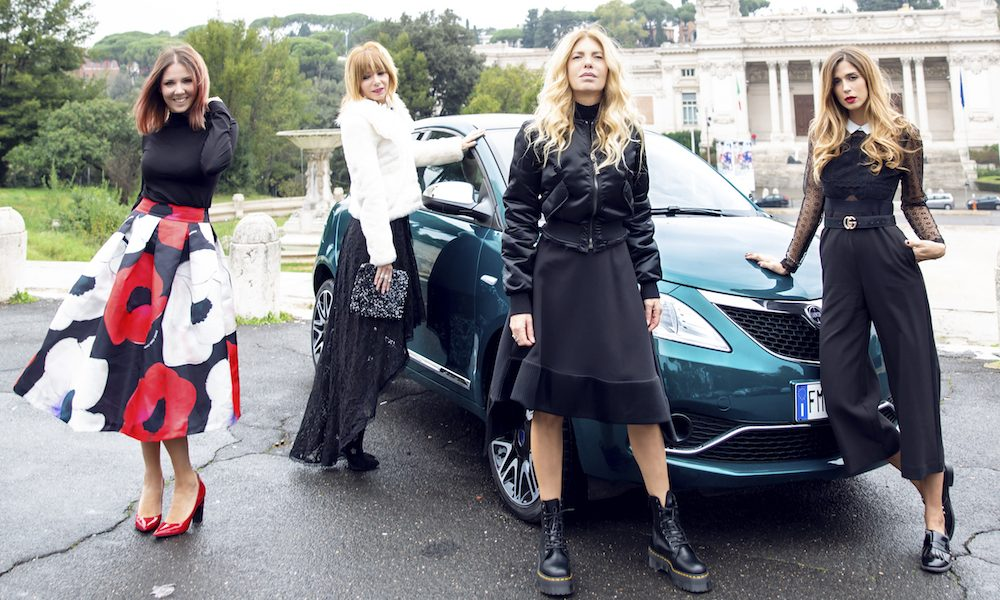 Lancia Ypsilon la nuova City Car e la sua anima fashion
